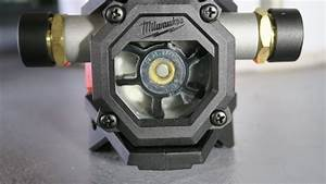 Milwaukee Transfer Pump Review