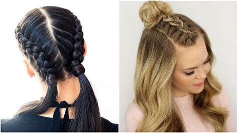 totally head turning french braid hairstyles  diy