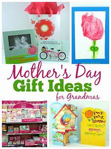 Mother's Day Gift Ideas for Grandmas | Inspiration ...