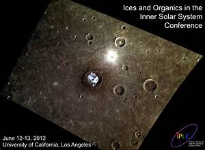 Ices and Organics in the Inner Solar System Conference ...