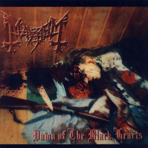 deathrune mayhem  dawn  blackheards cd