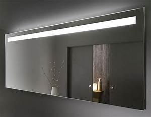 Lampe Miroir Salle De Bain : eclairage miroir best cubico clairage de meuble with ~ Dailycaller-alerts.com Idées de Décoration