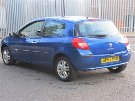 Used 2007 Renault Clio Blue Edition Petrol For Sale In