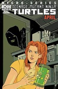 April's Got Spy Skills In 'Teenage Mutant Ninja Turtles ...