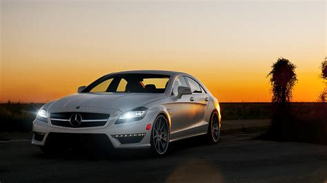Mercedes Benz Cls63 Wallpapers