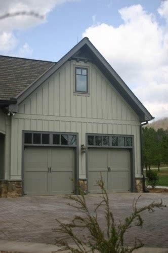 board  batten garage  house  pinterest