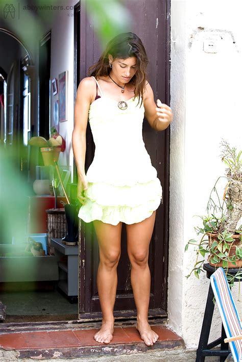 Babe Today Abby Winters Paulina Sweet Lingerie Erogifs