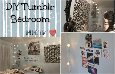 diy tumblr bedroom infinityymo youtube