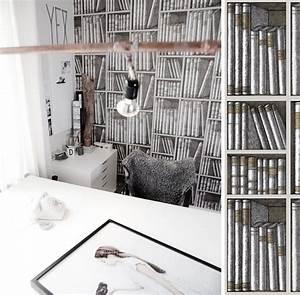 Papier Peint Bureau : papierpeint9 papier peint pour bureau ~ Melissatoandfro.com Idées de Décoration