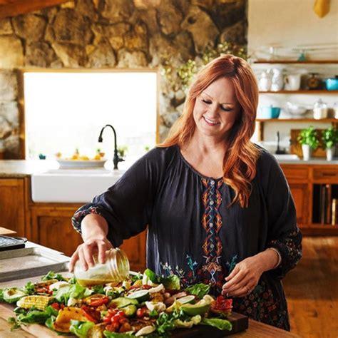 pioneer woman ree drummonds kitchen     fish