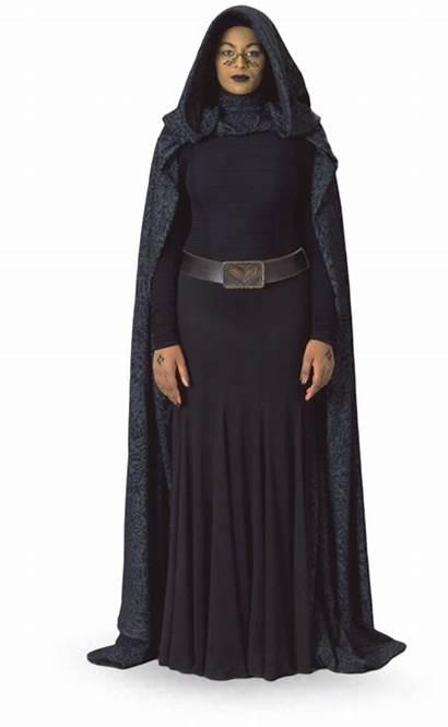 Offee Barriss Star Jedi Wars Luminara Unduli