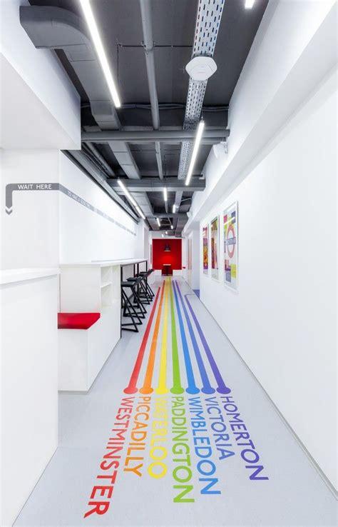 graphic design school 25 best ideas about floor graphics on