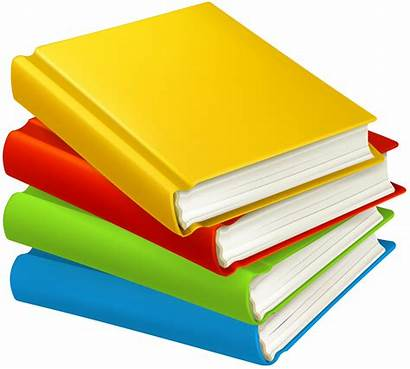 Books Clip Clipart Transparent Gambar Buku Pesan