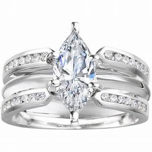 marquise ring guards sterling silver cubic zirconia With silver ring guards for wedding bands