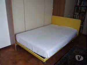 Struttura letto legno piazza mezza clasf