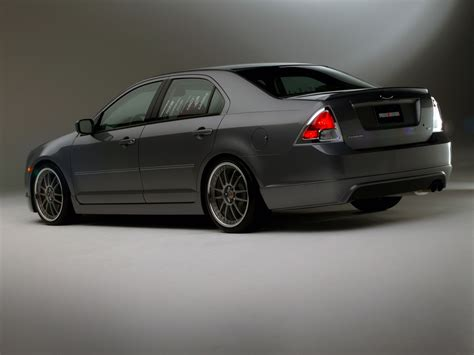 Fusion Sema by Car In Pictures Car Photo Gallery 187 Ford Fusion Usa Sema