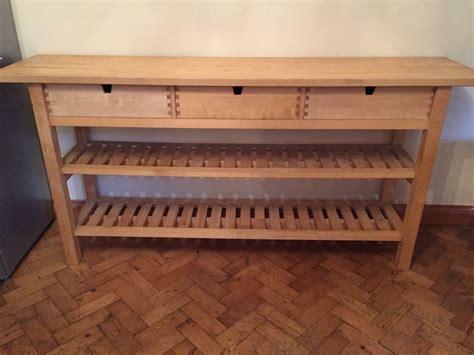 ikea forhoja sideboard  cinderford gloucestershire