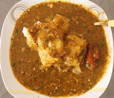 sauce gombo placali et kplo ivorian food abidjan