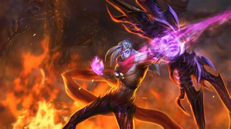 How To Make League Of Legends Animated Wallpaper - animated wallpaper league of legends varus