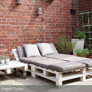 Gartenmöbel Aus Paletten : gartenm bel aus paletten g rten palettenm bel und balkon ~ Whattoseeinmadrid.com Haus und Dekorationen