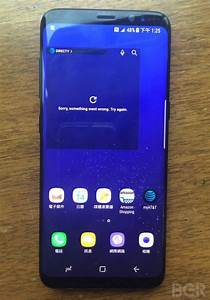 Samsung: Galaxy S8 - Microsoft Edition - Notebookcheck.com ...