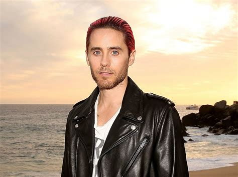 jared leto    face  gucci guilty glamour