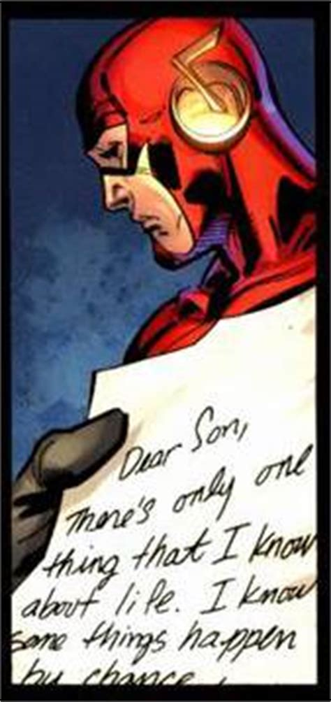 flashpoint thomas waynes letter  bruce object comic