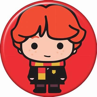 Ron Potter Harry Weasley Cartoon Pop Ronald