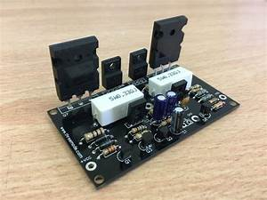 100w Hifi Audio Amplifier By 3mode Team On