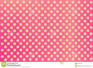 Vintage Polka Dot Background Stock Photo - Image: 63162764