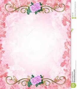 blank wedding invitation designs lake side corrals With wedding invitation blank template high resolution