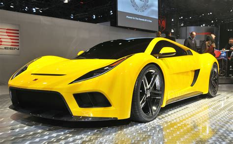 saleen ss raptor supercars specification price wallpaper