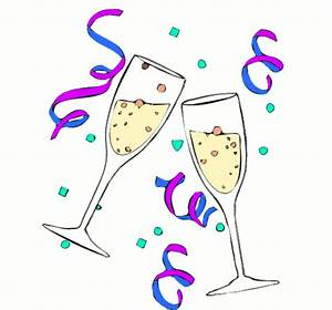 Champagne Free Clipart