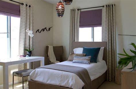 rideau chambre adulte decoration rideaux chambre