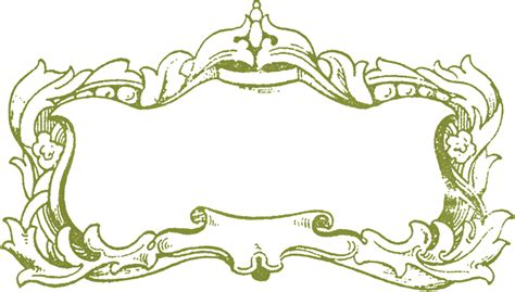 clipart frame free fancy frame clip the graphics