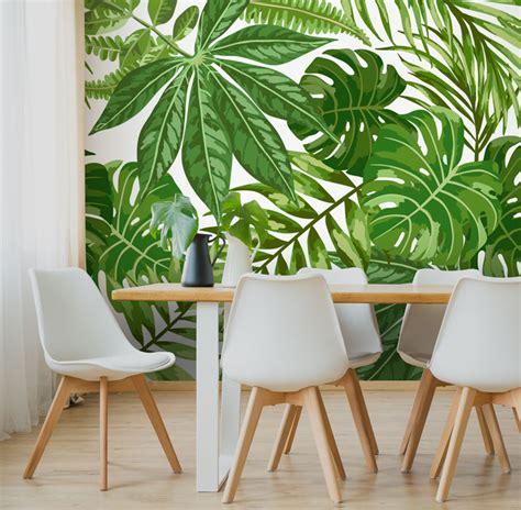 banana leaf wallpaper  palm leaf ideas  creating