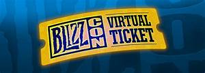 Blizzcon 2017 Virtual Ticket Giveaway! – Realm Maintenance