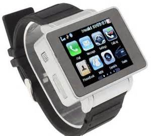 Computer Cell Phone Watch
