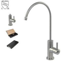 kitchen faucet water nsf stainless steel kitchen filter faucet water filtration ro faucet with cupc