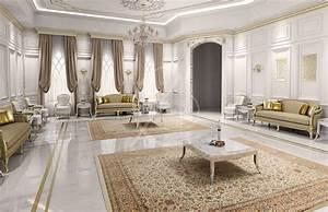 Classic, Luxury, Villa, Interior, Design