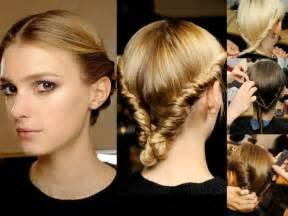 peigne cheveux mariage coiffure facile à faire en 50 idées cheveux longs et mi longs