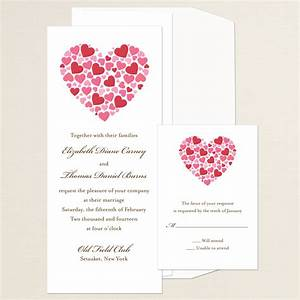 Your wedding invitation and your wedding colors for Wedding invitations red motif