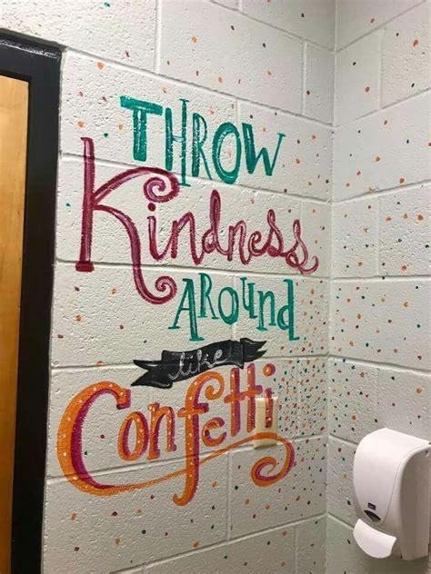 school mural ideas images  pinterest angel