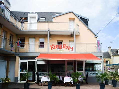 einsenhower hotel hotel restaurant in port en bessin near to bayeux and the landing beaches of