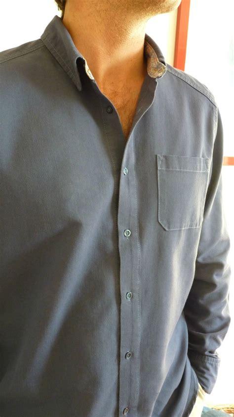 chemise cool blue la maison victor cr 233 ations
