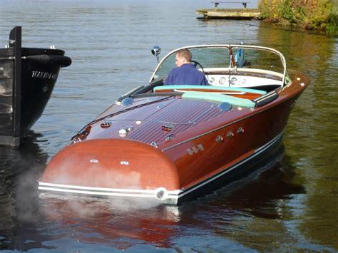 Riva Boats For Restoration by Riva Ariston Restoration Classic Boat Service