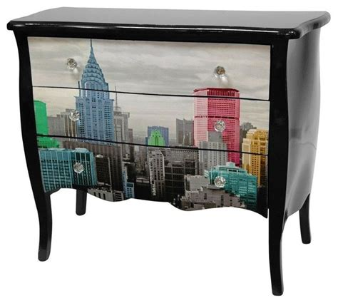 colorful side tables colorful nyc three drawer cabinet modern cabinet and
