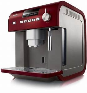 Kaffeemaschinen Test 2012 : philips hd 5720 30 kaffeevollautomat rot anthrazit test ~ Michelbontemps.com Haus und Dekorationen