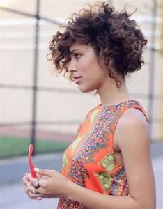 Coupe Carré Frisé : coiffure cheveux fris s carr cheveux fris s nos plus ~ Melissatoandfro.com Idées de Décoration