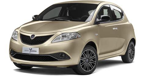 Nuova Ypsilon Gold - Sofisticata nei contrasti | Lancia